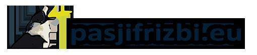 Pasji frizbi / Pseći frizbi Logo